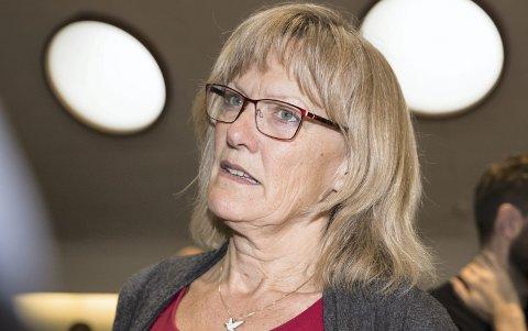 Kritisk: SVs Karin Andersen reagerer på de høye ekstraregningene som vil bli påført pasienter. Foto: Heiko Junge, NTB scanpix