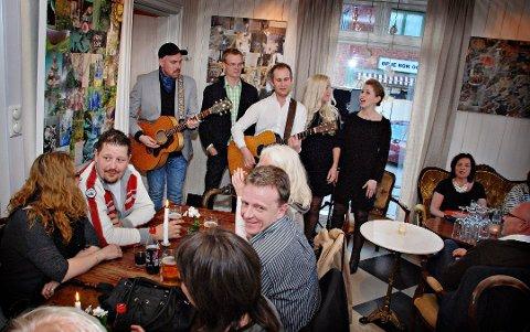 VIL UTVIDE: Bakergaarden Café i Ørje ønsker å utvide lokalene og har søkt kommunen om dispensasjon.