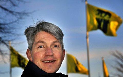 Hasse Ekman er innstilt som ny styreleder for Opplevelsessenteret Østfoldbadet AS. Genrealforsamlingen avholdes 21. april.