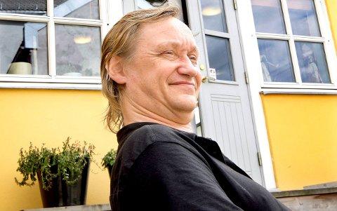 OPPGITT: Regissør Tor Arne Ursin i Grenland friteater er ikke fornøyd med forslaget fra regjeringen.arkivfoto