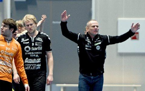 LITEN TRO: Rune Bjaaland tror ikke det blir noe av håndballsesongen 2020/2021 for lagene i 2. divisjon.