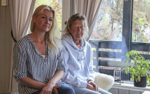 Oppgitt: Både Evy Ann Pedersen og Mario Messel har barn med Downs Syndrom. De syns prosessen med å få på plass et lovpålagt botilbud gjennom Tvedestrand kommune har tatt veldig lang tid. Foto: MArianne Stene