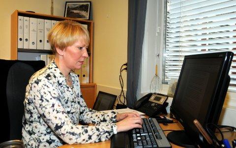 I endring: Assisterende rådmann, Siri Ødegaard, jobber mye med flyktningstrømmen inn og ut av Etnedal. Det er et område i stadig endring.