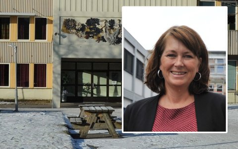 MELDING HJEM: Assisterende rektor Randi Michaelsen ved Bjertnes videregående har sendt ut åpen melding på skolens hjemmeside til alle foreldre med ungdommer ved skolen. De sliter med falske brannalarmer, som forstyrrer undervisningen og bruker av skolens ressurser.