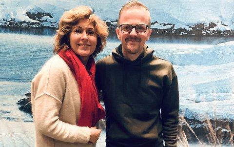 JULETURNE MED SISSEL:  Håvar Langås Bendiksen er klar for en 32 konserter lang juleturne med Sissel Kyrkjebø. Sangstjernen har hatt musikeren fra Hølen som sin faste gitarist i flere år.