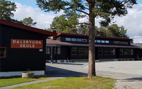 Kommunedirektøren innstiller på å legge ned Dalsbygda skole og samle alle elevene på Os. Arkivfoto: Jan Kristoffersen