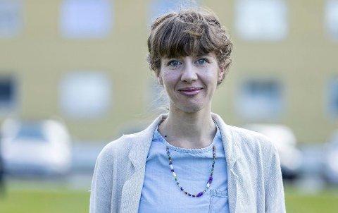 Lina Engelsrud. (Arkiv)