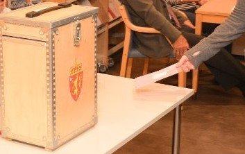 Mandag åpnes det for forhåndsstemming i både Gjerstad og i Risør.