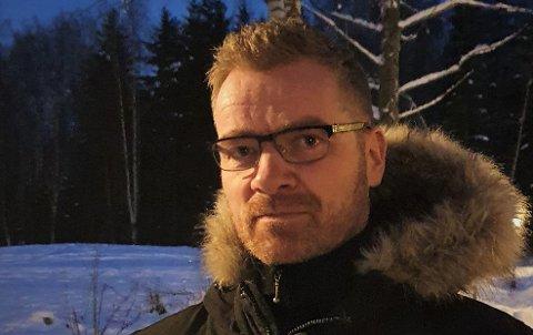 FRA POLITIET: Stig Kolstad startet arbeidslivet som en ivrig rykkejournalist i VG. Nå er han tilbake i bransjen etter en rekke år i politiet.