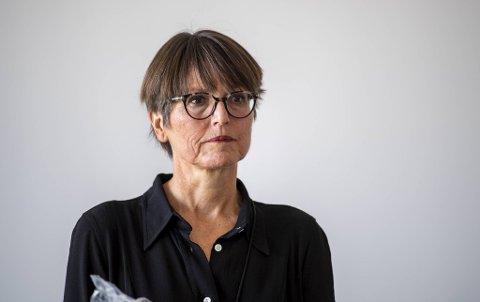 Fagdirektør Marta Ebbing i Helse Bergen.