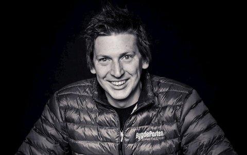EIRIK GULLORD: Journalist og sportsansvalrig i Bygdeposten.