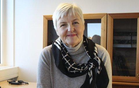 Statsforvalter Valgerd Svarstad Haugland svarte på spørsmål fra Drammens Tidende etter møtet med kommunelederne lørdag.