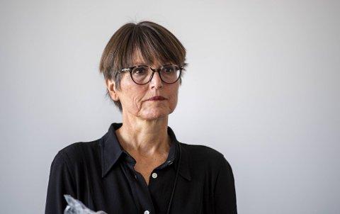 FAGDIREKTØR: Marta Ebbing ved Haukeland sjukehus.