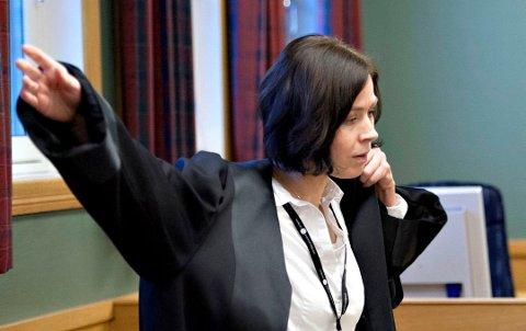 Politiadvokat Karin Skedsmo Danevad er aktor i saken.