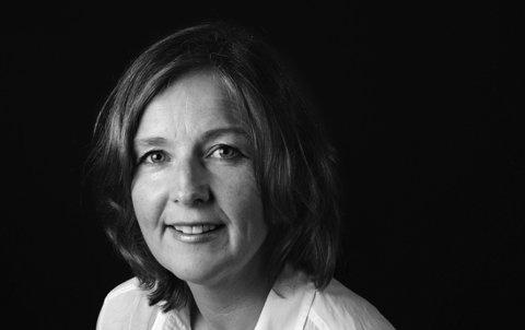 Randi Kristoffersen, reportasjeleder for kulturavdelingen i Fredriksstad Blad