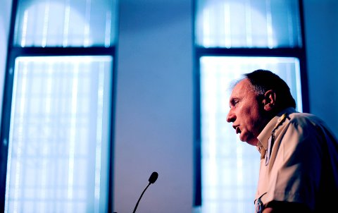 Tidligere forsvarssjef Sverre Diesen.
