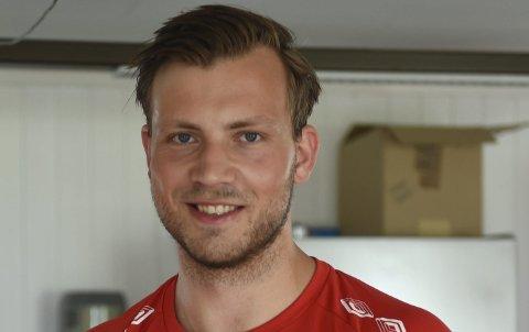TILBAKE: Kai Kamsvåg er tilbake i Mjølner.