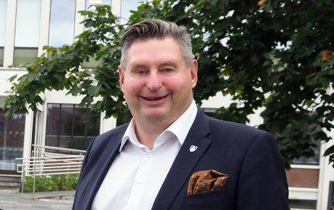 FORNØYD: Ordfører Rune Edvardsen er fornøyd med tirsdagens høring om Ntp i Stortingets transport- og kommunikasjonskomite.