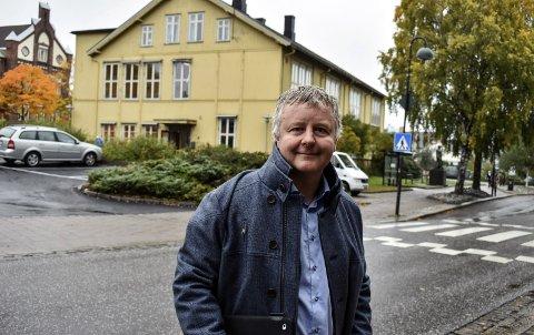 VIL HA: Noen vedtatte investeringer er ennå ikke påbegynt, som nytt kulturhus i Storgata 37. – Men vi kan ikke innfri alle ønsker, sier ordfører Are Karlsen.