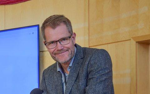 GODE NYHETER: Kommunalsjef Stein Evensen kan glede seg over at Horten kommune får videreført tilskuddsmidler fra 2020.