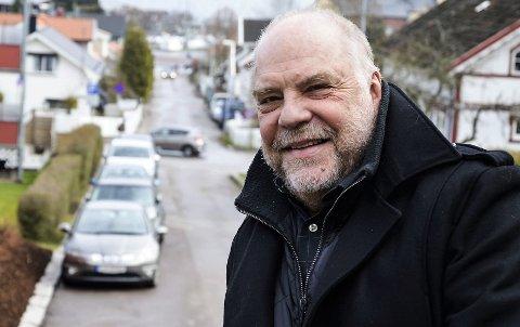 TILBAKE: Tidligere ordfører Nils-Henning Hontvedt er tilbake i politikken - som leder av Horten Ap.