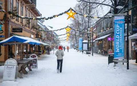 - Julebyens program er fullstappet, skriver leder og prosjektleder i Lillehammer Sentrum Drift.