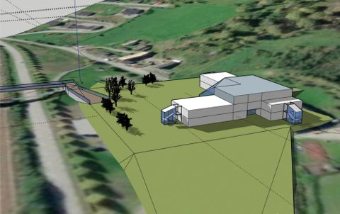 Helt ny skole er, som forventet, den dyreste løsningen på Nyhusom; 207 millioner kroner.