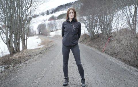 Aurora Bårdsen Nielsen sier at hun har vært en original hele livet. Foto: Andreas Ursin Hellebust