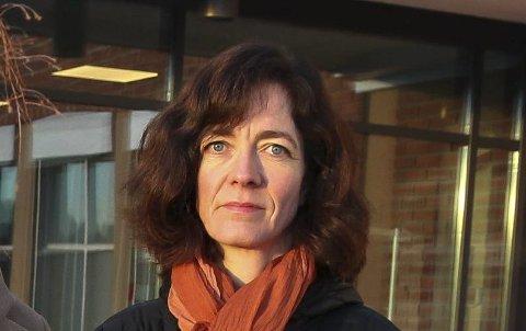 BEKYMRET: Leder Anne Hagen Grimsrud har sendt et brev til politikerne på vegne av samarbeidsutvalget ved Brandbu barneskole.