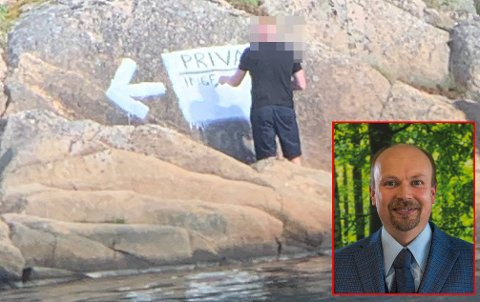 FORVENTER REDEGJØRELSE: Høyres Lars Egil Lande forventer en redegjørelse når utvalg for plan- og byggesaker i Hvaler kommune møtes igjen over sommeren.