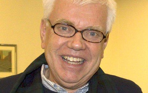 Ola Tjørhom, professor emeritus, Universitetet i Agder