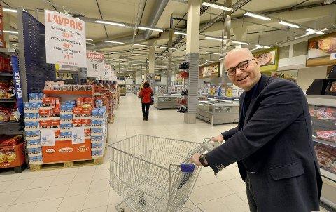 Handler: Administrerende direktør Per Brochman handler eiendommer. Foto: Øyvind Bratt, Rana Blad