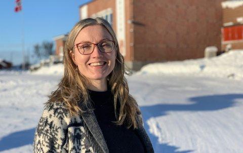 NY AVDELINGSLEDER: Mia Krogh(48) er den nye avdelingslederen ved Vadsø museum - Ruija kvenmuseum. Hun forteller at musset har en spennende tid i vente.