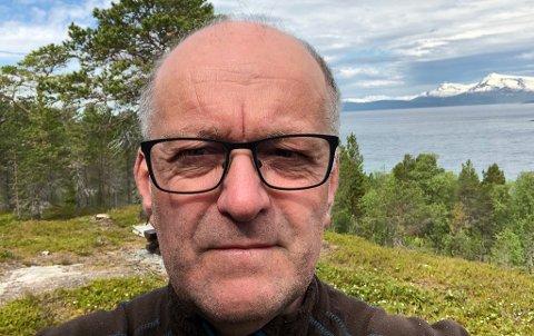KLIMAENDRING: - Den langsiktige trenden er at vil få mindre flommer av den type vi nå har opplevd, sier regiondirektør i NVE Knut Aune Hoseth.