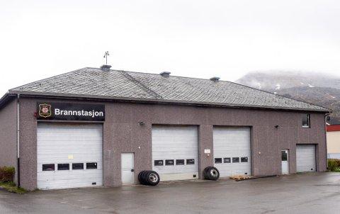 I MÅSØY: Her må de ha ny brannbil.