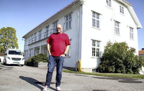 VIL FORBEDRE KIRKEVALGET: Kirkeverge Øivind Eismann lover at det skal bli lettere å avgi forhåndsstemme og å finne fram til stemmelokalene om fire år. Arkivfoto: Lars Ivar Hordnes