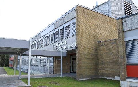 LITEN INTERESSE: Fylkesrådmannen går inn for at tilbudet Medier og kommunikasjon Vg1 på Holmestrand videregående skole kuttes neste skoleår. ARKIVFOTO: JARLSBERG