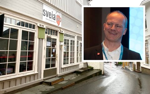 NYTT SELSKAP: Tidligere samferdselsminister Ketil Solvik-Olsen (Frp) har opprettet selskapet Futurexchange AS sammen med Helge Gallefoss og Nicolai Prydz med forretningsadresse i P.A. Heuchs gate 20 i Kragerø sentrum.