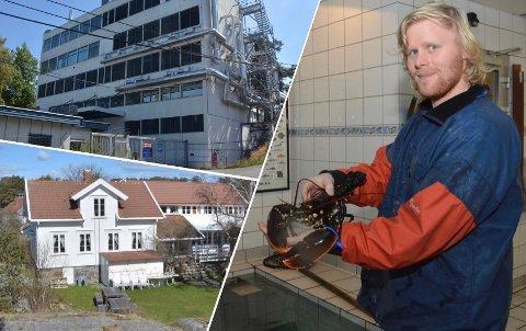 ANSETTER: Palla Pharma, Portør Pensjonat og Kragerø Sjømat er blant dem som ser etter nye medarbeidere.