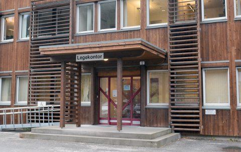 VIL FORBEDRE: Nore og Uvdal vil forbedre telefonløsningen til legekontoret.