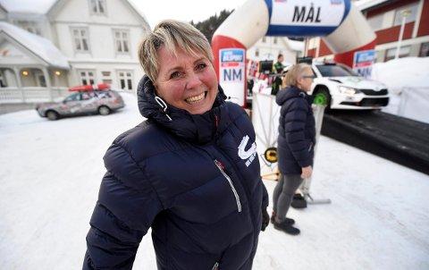 AVLYSER: Værgudene har sørget for at årets Numedalsrallyt blir avlyst. - Det beklager vi, men vi ønsker å ha et godt forhold til veieierne også i årene som kommer, sier løpsleder Torill Karlsrud.