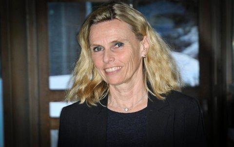 KOMMER: Lisbeth Sommervoll, administrerende direktør i Vestre Viken HF, kommer til Kongsberg mandag for å diskutere lokalsykehusfunksjoner med ordføreren i Kongsberg.