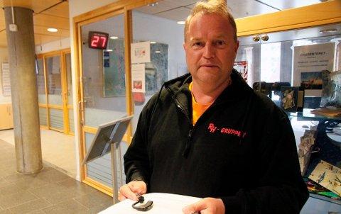 Roger Rustand har størst inntekt og størst formue i Numedal i 2019.