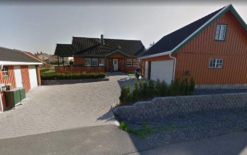 SOLGT: Skjerpveien 3 er solgt for 5.500.000 kroner.