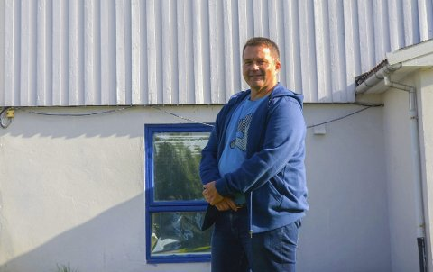 Rektor: Kim Herulf Unstad.Foto: Tonje Sandnes
