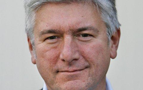 Pål Enghaug, ansvarlig redaktør i Moss Avis.