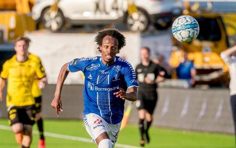 FOTBALLPROFIL: Torsdag kveld spiller Amin Askar og Sarpsborg 08 en meget viktig kamp i Europa League mot Malmö FF. (Sveip for å se flere bilder)