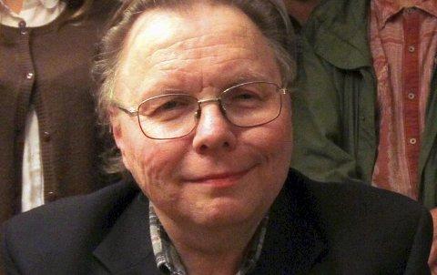 DEBATTANT: Arnulf Johannessen.