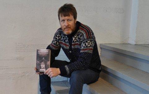 NY BOK: Agnar Lirhus har skrevet romaner, poesi og barnebøker. Nå kommer hans første ungdomsroman.