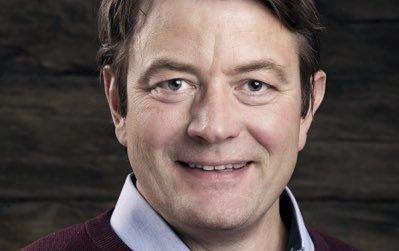 Simen Bjørgen, direktør i Kulturminnefondet